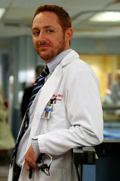 Scott Grimes in ER - medici in prima linea