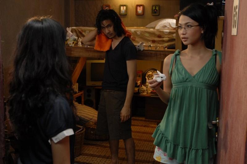 sequenza di Fiction. diretto da Mouly Surya e presentato al Far East Film Festival 2009