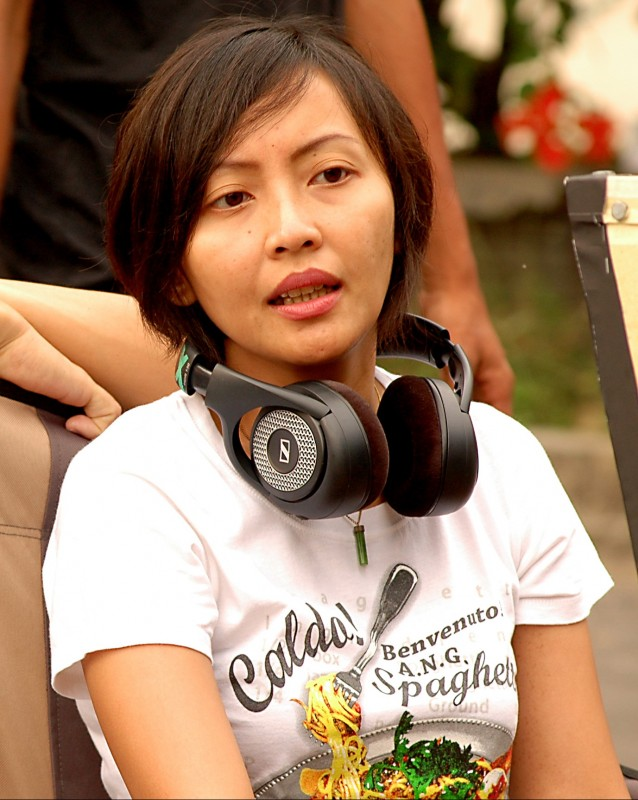 una foto dal set del film Chants Of Lotus, presentato al Far East Film Festival 2009
