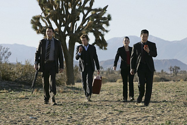 Una scena dell'episodio Carnelian, Inc. della serie The Mentalist