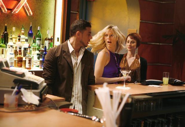 Una scena dell'episodio The Tommy Brown Affair di Cupid