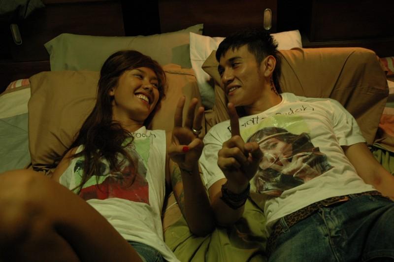 Una sequenza di Radit & Jani, presentato al Far East Film Festival 2009