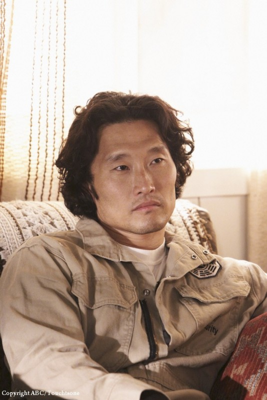Daniel Dae Kim in una scena dell'episodio The Variable di Lost