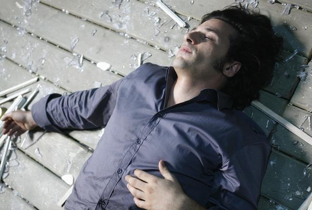 Hal Ozsan nell'episodio Bringing Down the House della terza stagione di Kyle XY