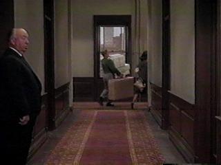 Il cameo di Alfred Hitchcock in Marnie