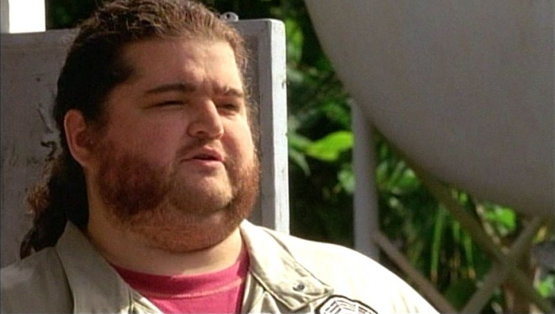 Jorge Garcia nell'episodio Some Like It Hoth di Lost