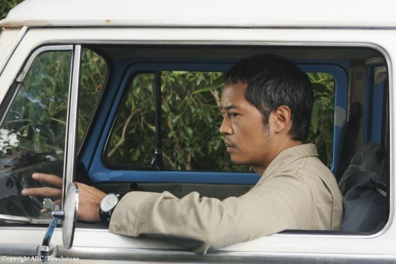 Ken Leung in un momento dell'episodio The Variable di Lost