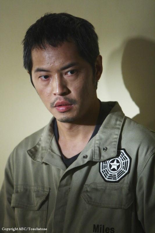 Ken Leung in una scena dell'episodio The Variable di Lost