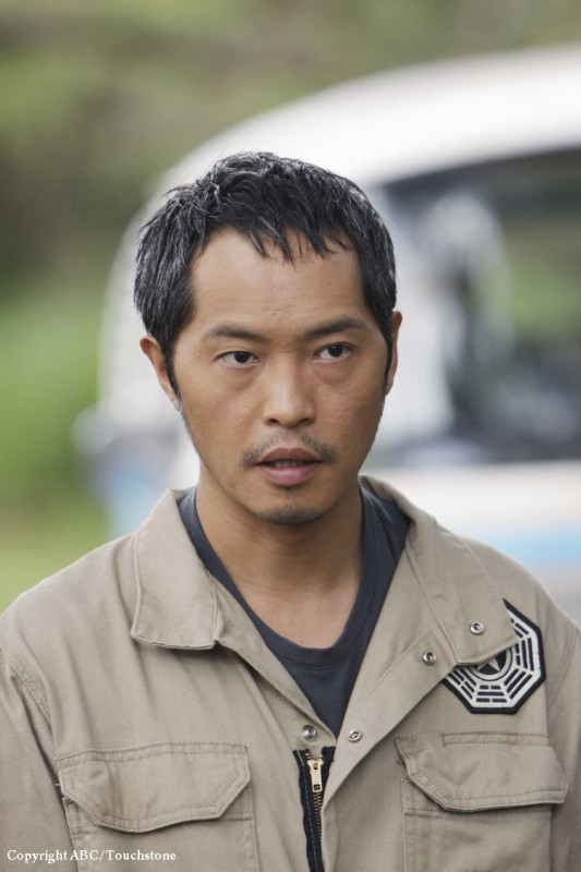 Ken Leung nell'episodio The Variable di Lost