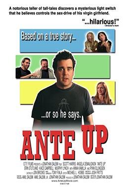 La locandina di Ante Up