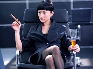 Una delle fascinose protagoniste di All About Women (Neui yan fau pui ) di Tsui Hark