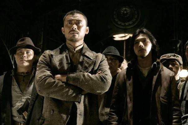 Una scena del film Ip Man, di Wilson Yip