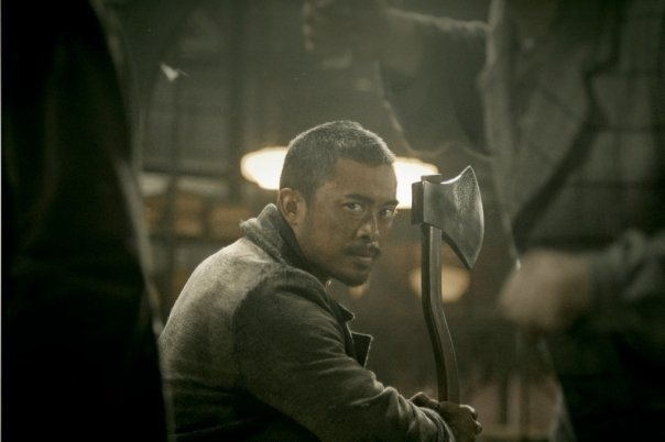 Una sequenza del film Ip Man, diretto da Wilson Yip