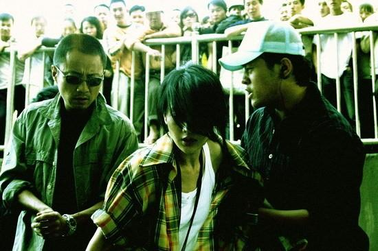 Una sequenza del film The Equation of Love and Death (Li mi de cai xiang, 2008) di Cao Baoping