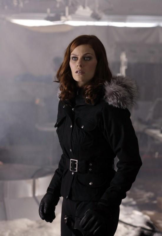 Cassidy Freeman in Smallville