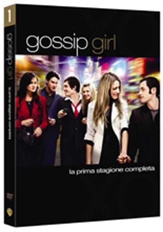 La copertina di Gossip Girl - Stagione 1 (dvd)