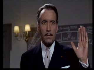 Christopher Lee è il duca de Richleau in The Devil Rides Out
