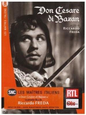 La locandina di Don Cesare di Bazan