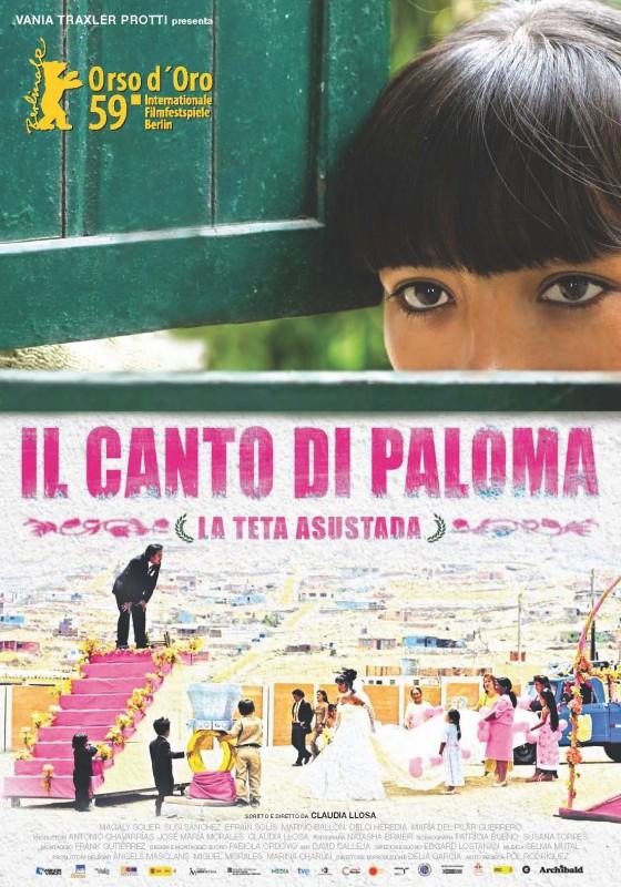 la locandina italiana de Il canto di Paloma