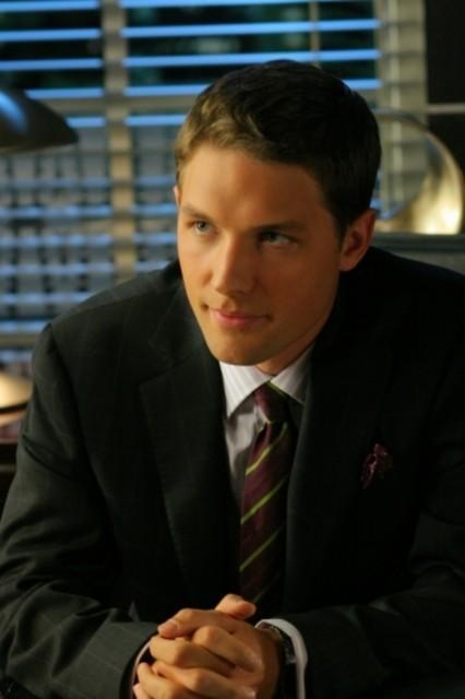 Michael Cassidy in una scena dell'episodio 'Furia Omicida' della settima stagione di Smallville