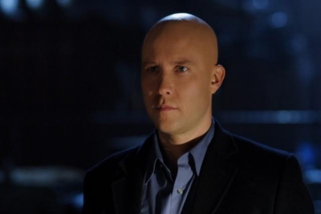 Michael Rosenbaum nell'episodio ' Il prezzo dell'immortalità' della settima stagione di Smallville