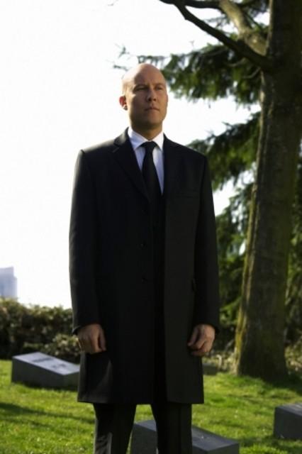 Micheal Rosenbaum nell'episodio 'Il medaglione del potere' della serie tv Smallville