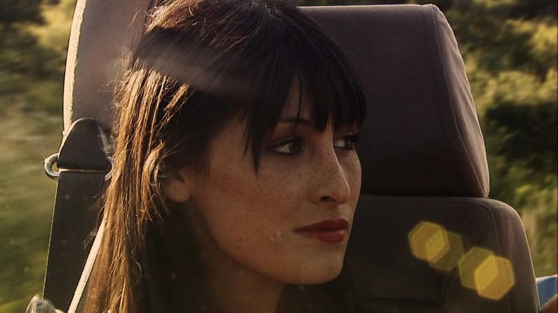 Rossella Caiani  è Sarah nel film IN THE MARKET
