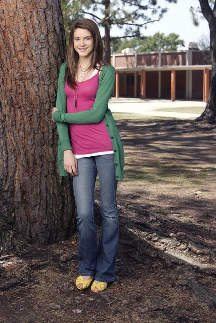 Shailene Woodley in una foto promozionale de La vita segreta di una teenager americana