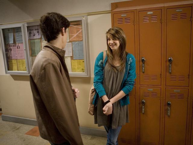 Shailene Woodley in una scena dell'episodio Tu sei tutto per me de La vita segreta di una teenager americana