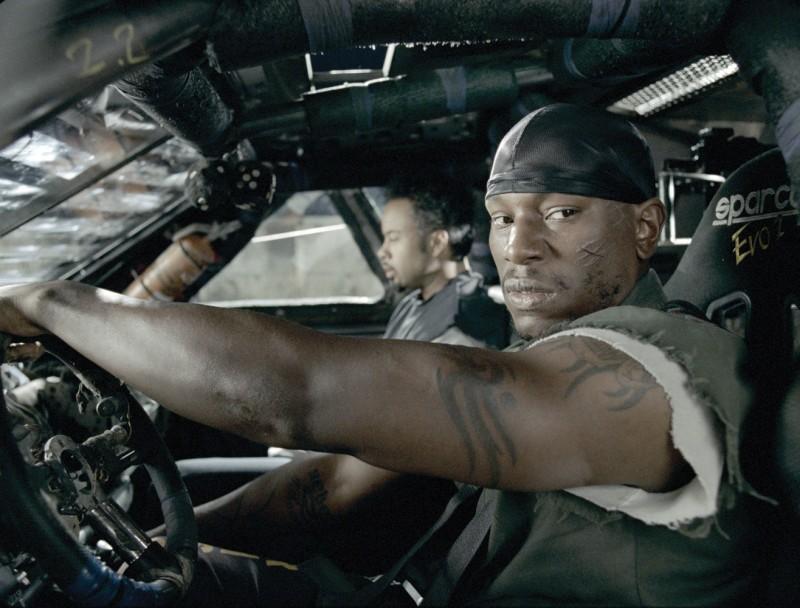 Tyrese Gibson è Joe nel film Death Race