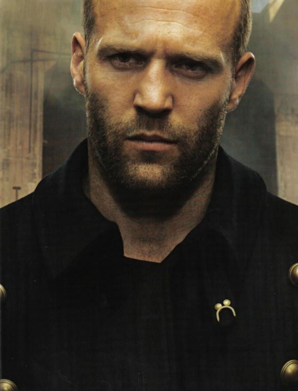 un ritratto di Jason Statham