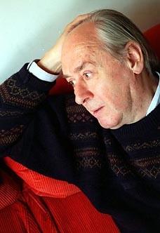 Una foto di J.G. Ballard