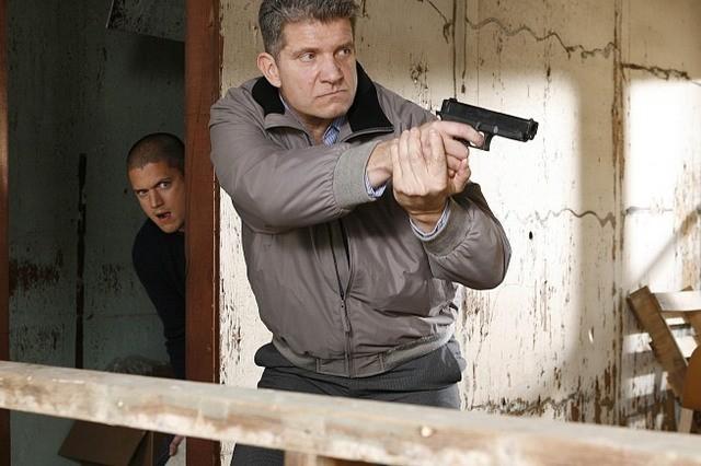 Una scena dell'episodio The Mother Lode di Prison Break