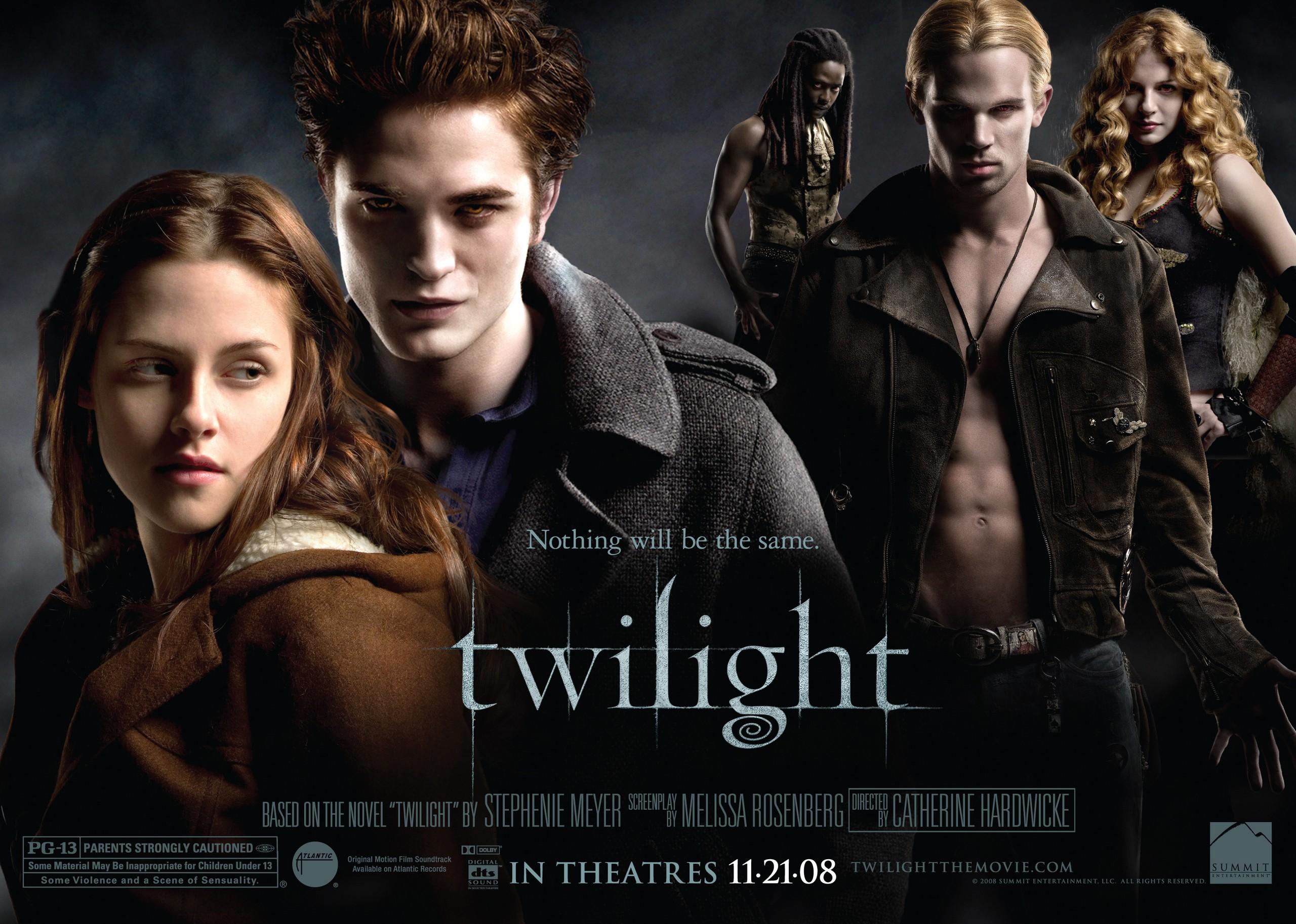 Wallpaper di Twilight!