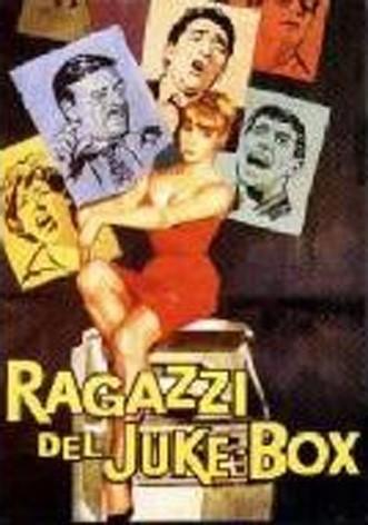 La copertina di I ragazzi del juke-box (dvd)