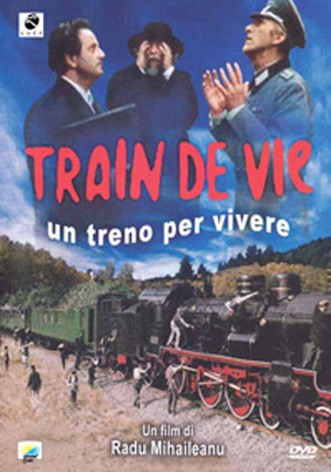 La copertina di Train de vie - Un treno per vivere (dvd)