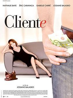 La locandina di Cliente