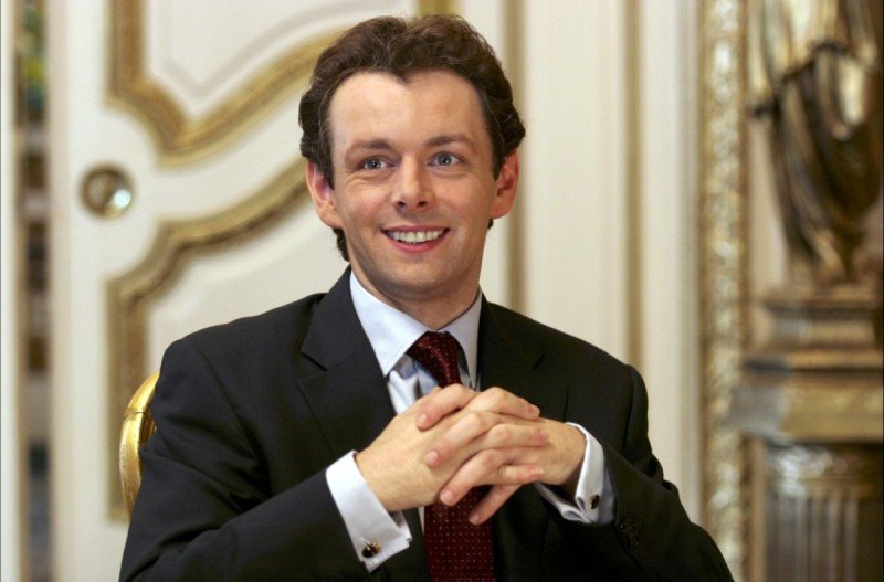 Michael Sheen nel film The Queen
