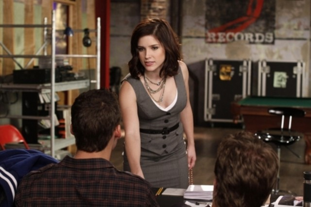 Sophia Bush nell'episodio Screenwriter's Blues di One Tree Hill