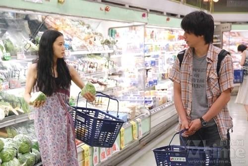 Una scena del film One Million Yen Girl, presentato in concorso al Far East Film 2009 nella sezione 'Japan'.