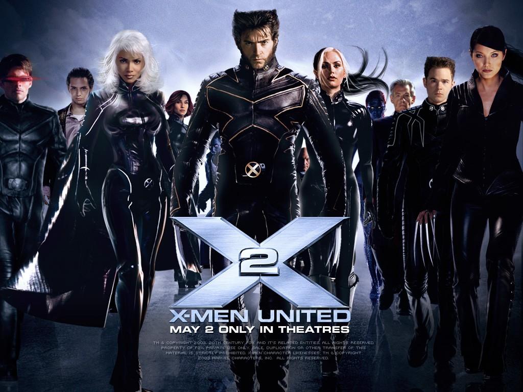 Wallpaper di X-men 2