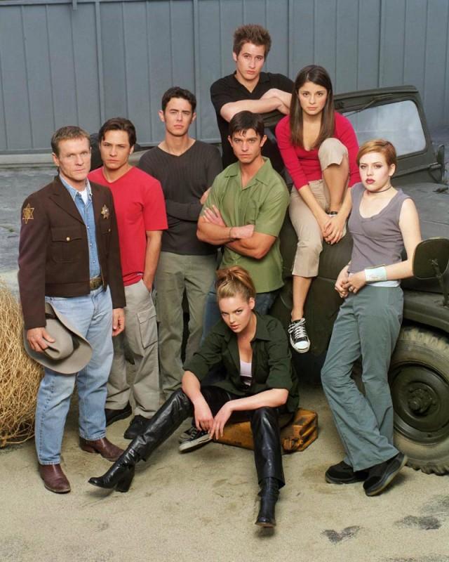 Cast della 1 stagione di 'Roswell'