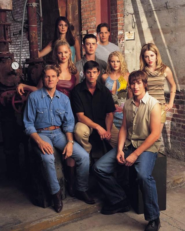 Cast della 2 stagione di 'Roswell'