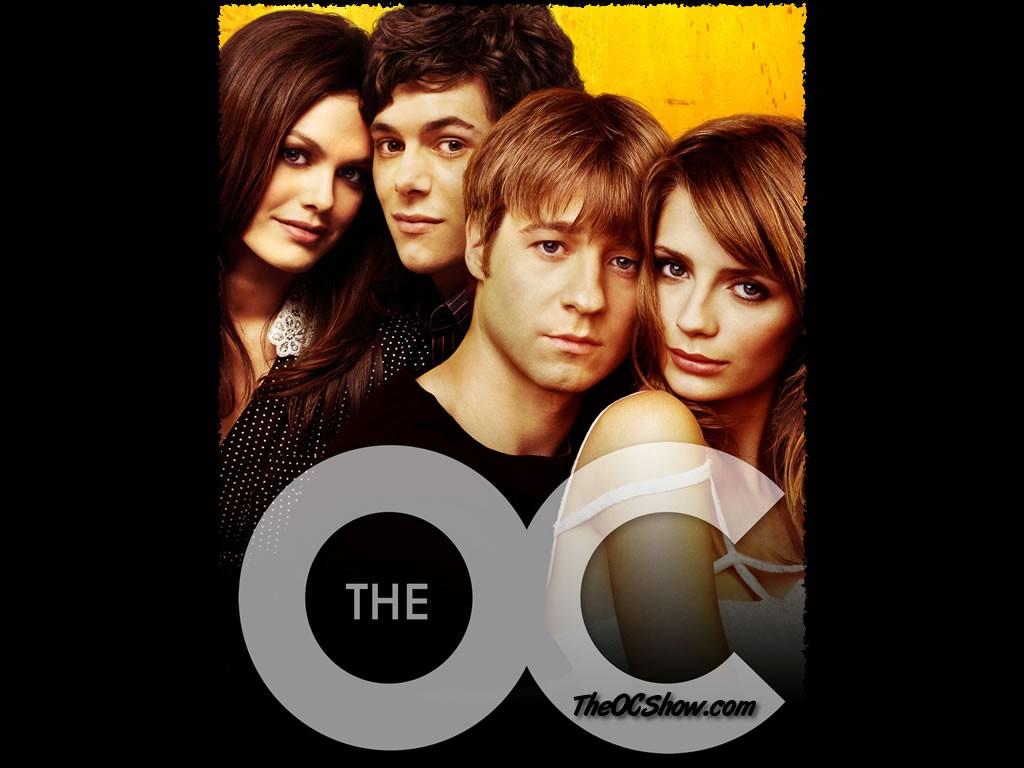 Wallpaper: il cast della 2 stagione di The O.C.
