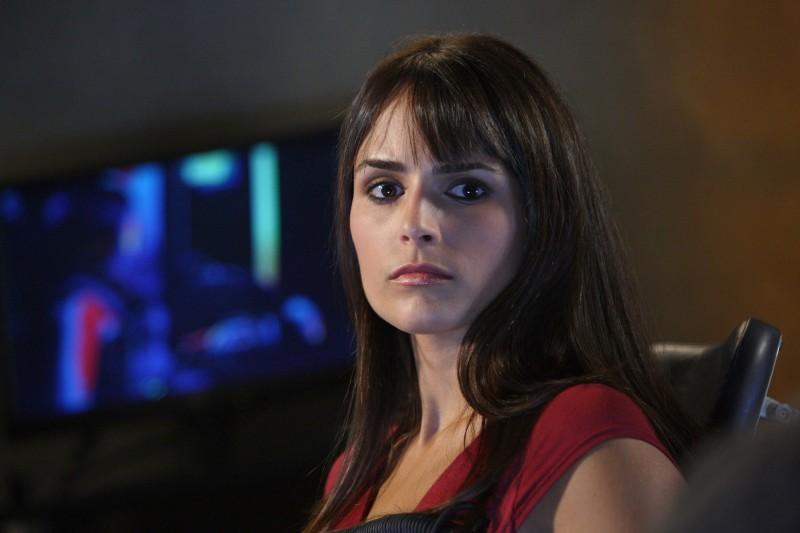 Jordana Brewster nell'episodio 'Chuck Versus The Gravitron' della serie tv Chuck