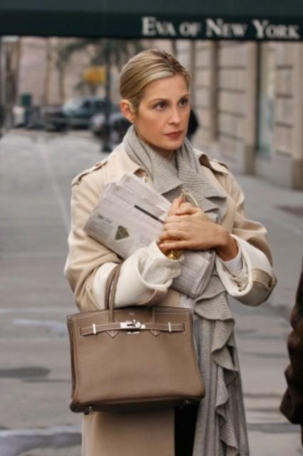 Kelly Rutherford in una scena dell'episodio The Wrath of Con di Gossip Girl