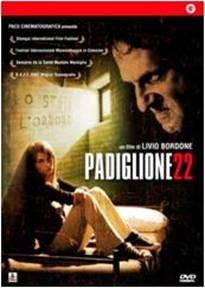 La copertina di Padiglione 22 (dvd)