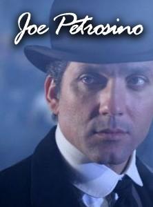 La locandina di Joe Petrosino