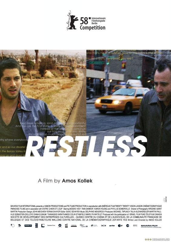 La locandina di Restless