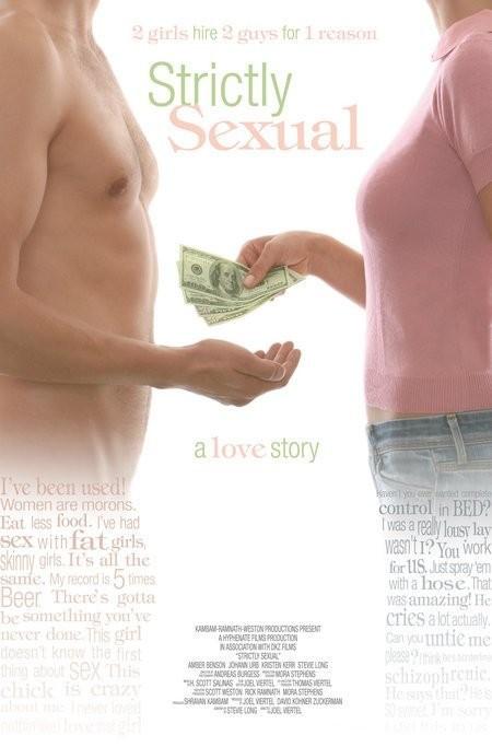 La locandina di Strictly Sexual
